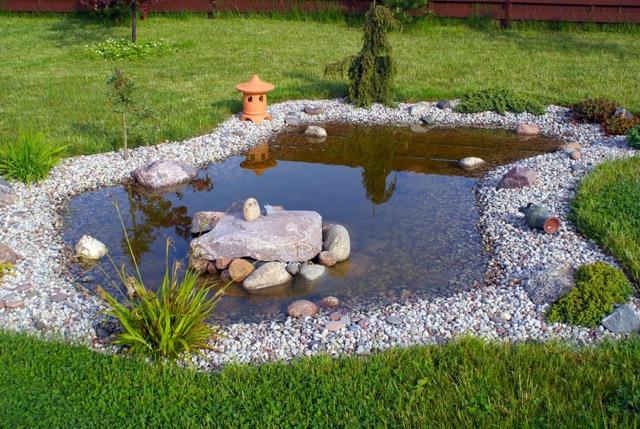 étangs et plans d'eau